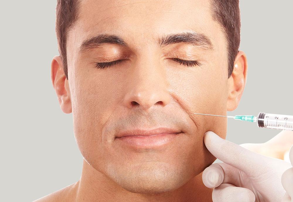 Tratamiento de botox en plástica facial web