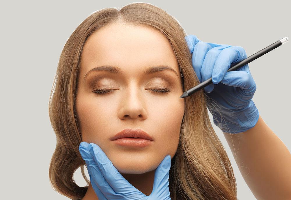 Tratamiento de rellenos faciales en plástica facial web