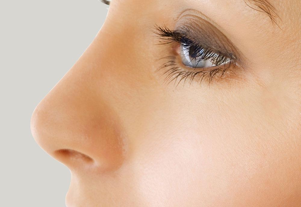 Rinoplastia plástica facial